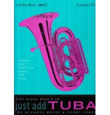 Just Add for Tuba   CD