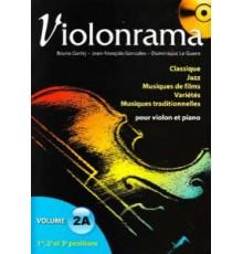 Violonrama. Classique, Jazz, Musiques