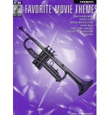 Favorite Movie Themes for Trumpet   CD