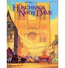 The Hunchbach Of Notre Dame Piano   Voca