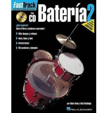 Fast Track Batería 2   CD