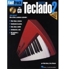 Fast Track Teclado 2   CD