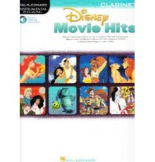 Disney Movie Hits Clarinet   Audio Acces