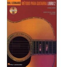 Método para Guitarra Libro 2   CD