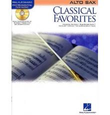 Classical Favorites Alto Sax   CD