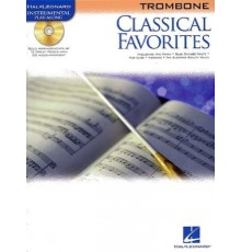 Classical Favorites Trombone   CD
