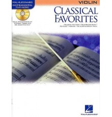 Classical Favorites Violin   Audio Acces