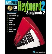 Fast Track Keyboard 2: Songbook 2   CD