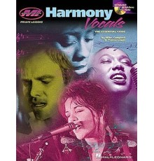 Harmony Vocals. The Essential Guide   CD