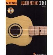 Ukulele Method Book 1   CD