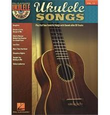 Play-Along Ukulele Songs   CD Vol. 13