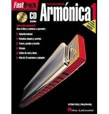 Fast Track Armónica 1   CD