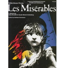 Les Misérables Violin, Selections from