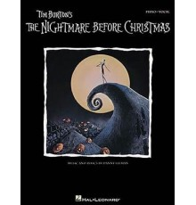 Tim Burton?s The Nightmare Before Christ