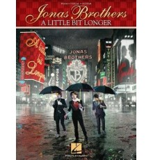 Jonas Brothers A Little Bit Longer