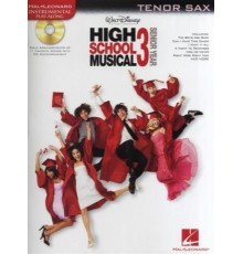 *Disney High School Musical 3   CD/Sax t