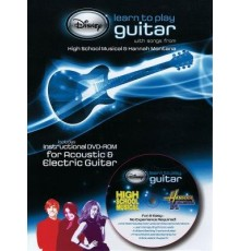 Disney Learn to Play Guitar DVD-Rom. Son