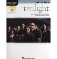 Twilight (Crepusculo)/ Saxofon   CD