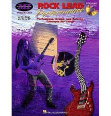 Rock Lead Performance   CD