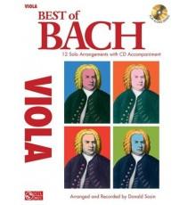 Best Of Bach   CD/ Vla