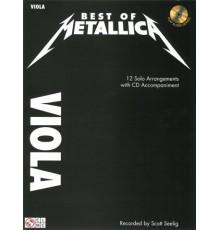 Metallica, Best Of   CD/ Vla