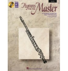 Hymns for the Master for Flute   CD
