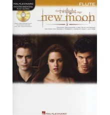 The Twilight Saga New Moon Flute   CD