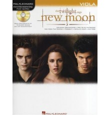 The Twilight Saga New Moon Viola   CD