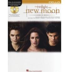 The Twilight Saga New Moon Cello   CD
