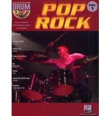 Drum Play-Along Vol.1: Pop Rock Drums