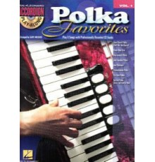 Play-Along Polka Favorites Vol. 1   CD