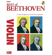 Best of Beethoven Violin   CD