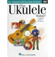 Play Ukulele Today! DVD