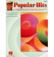 Big Band Play-Along Popular Hits Drums