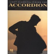 Light Classical Pieces for Accordion