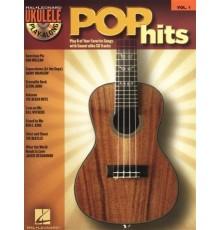 Play-Along Ukulele Pop Hits Vol. 1   CD