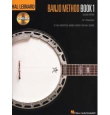 Banjo Method Book 1   Online Audio