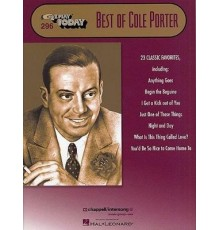E Z Play Today 296. Best of Cole Porter