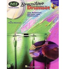 Brazilian Coordination for Drumset   CD