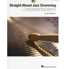 Straight-Ahead Jazz Drumming   CD
