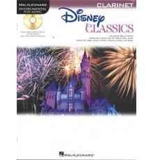 Disney Classics Clarinet   CD