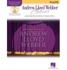 Andrew Lloyd Webber Classics Flute   CD
