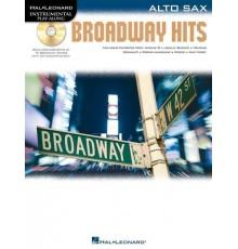 Broadway Hits Alto Sax   CD