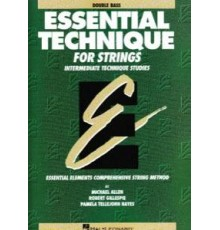 Essential Technique for Strings. Double