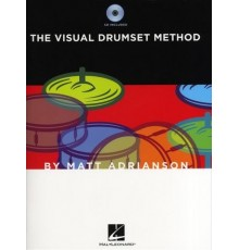The Visual Drumset Method   CD