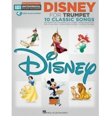 Disney for Trumpet 10 Classic Songs Easy