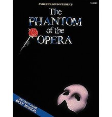 The Phantom of the Opera for Violin