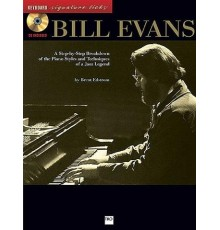 Bill Evans Keyboard Signature Licks   CD