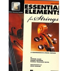 Essential E. Strings Cello Book 1