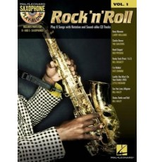 Saxophone Play-Along Rock?n?Roll Vol. 1